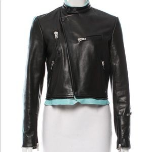 Rag and Bone leather jacket